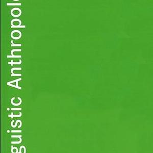 Journal of Linguistic Anthropology Cover